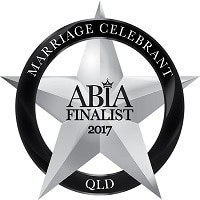 Wedding celebrant brisbane 2017
