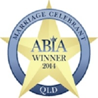 wedding celebrant queensland 2014