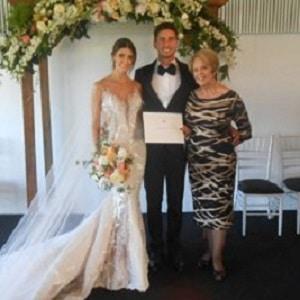 gwen wedding