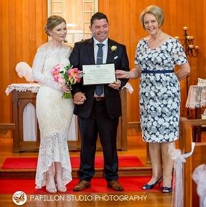 Macarthur Park Wedding Chapel Brisbane