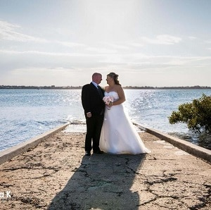 Megan and Michael, wedding brisbane
