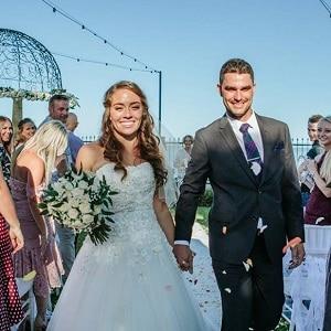Natalie-and-Adam-wedding-ceremony-The-Court-House-Restaurant-Cleveland-with-gwen-inglis-wedding-celebrant-brisbane