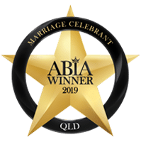 Marriage Celebrant ABIA 2019 Winner in Qld, Gwen Inglis
